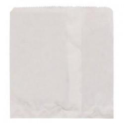 WHITE PAPER BAG 2 SQUARE 500S