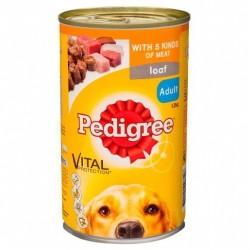 FIVE KINDS OF MEAT DOG FOOD 1.2KG