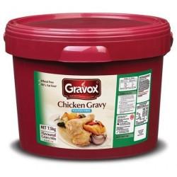 GRAVY CHICKEN GLUTEN FREE 7.5KG