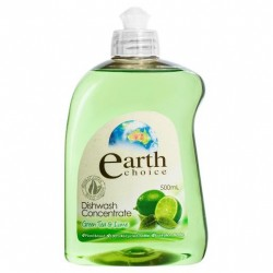 GREEN TEA & LIME CONCENTRATE DISHWASHING LIQUID 500ML