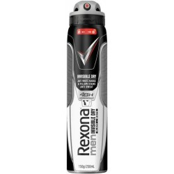 REXONA MEN DEO INVIS DRY 250ML