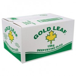 GOLD LEAF DEEP FRYING OIL 12.5KG