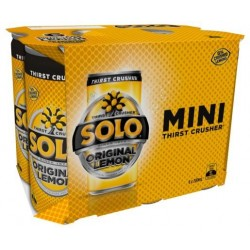 SOLO MINI 6X200ML