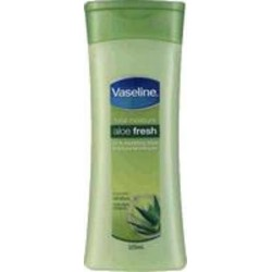 VASELINE BODY LOTION ALOE FRESH 225ML