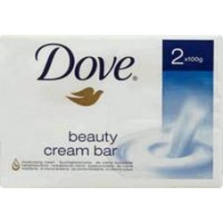 HEALTH BEAUTY BAR CREAM SOAP 2X100GM