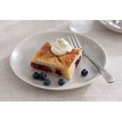 APPLE BERRY CUSTARD DANISH TRAY 1.8KG