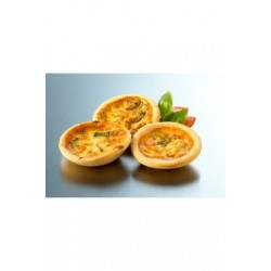 PARTY QUICHE COMBO 3.3KG 72S