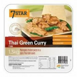 THAI GREEN CURRY READY MEAL 1.3KG