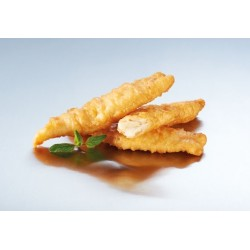 BATTERED FLATHEAD FILLETS 3KG