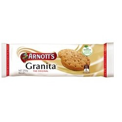 BISCUITS GRANITA 250GM