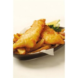 BEER BATTERED FISH 145GM 4.35KG