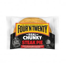 STEAK PIE CHUNKY 200GM