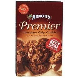 BISCUITS PREMIER CHOCOLATE CHIP COOKIES 310GM