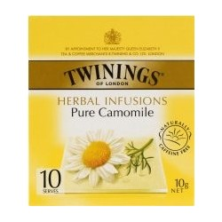 CAMOMILE TEABAGS 10S