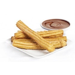 FROZEN CHURROS SPANISH DONUT 36X50GM