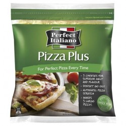 PIZZA PLUS CHEESE GRATED 450GM