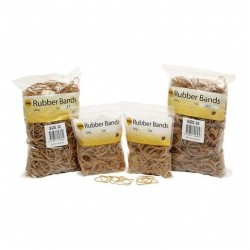 ASSORTED RUBBER BAND 1PK