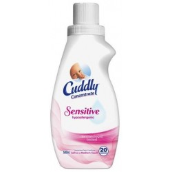 ULTRA SENSITIVE FABRIC SOFTENER 500ML
