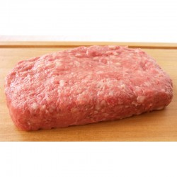 BEEF SAUSAGE MINCE 1KG