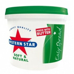 SOFT AND NATURAL SPREADABLE BUTTER 2KG