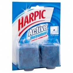 FOAMING BLUE TWIN PACK 114G