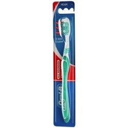 ORAL B TOOTH BRUSH F/CLN 40 MED 1PK