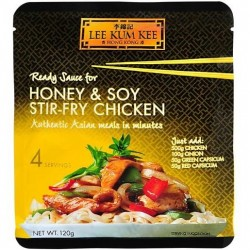 HONEY SOY CHICKEN READY SAUCE 120GM