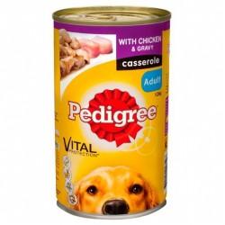 CHICKEN CASSEROLE DOG FOOD 1.2KG