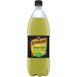 LEMON and LIME MINERAL WATER 1.25L