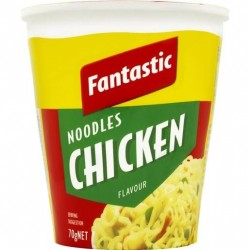 NOODLES CUP CHICKEN 70GM