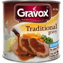GRAVY CAN POWDER TRADITIONAL 120GM