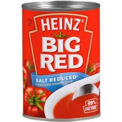 SOUP BIG RED TOMATO SALT REDUCED 420GM
