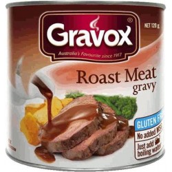 GRAVY CAN POWDER ROAST MEAT 120GM