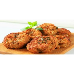 VEGETABLE PATTIES 36X113.5GM