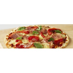 THIN PIZZA BASE 9INCH (900gm) 6PK