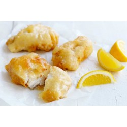 CRUNCH CRISPY BATTERED FISH HOKI 24X140GM