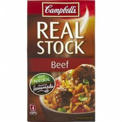 REAL STOCK BEEF 1LT