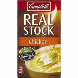 REAL STOCK CHICKEN 1L