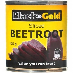 SLICED BEETROOT 425GM