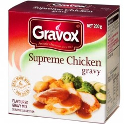 GRAVY POWDER SUPREME CHICKEN 200GM