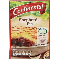 SHEPHERDS PIE RECIPE BASE 50GM