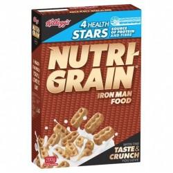 NUTRI-GRAIN 200GM