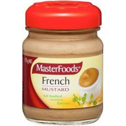 FRENCH MUSTARD 175GM