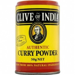 AUTHENTIC CURRY POWDER 50GM