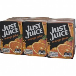 ORANGE 6 PACK 200ML