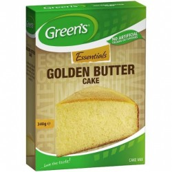 ESSENTIALS CAKE MIX BUTTER 340GM