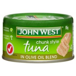 TUNA TEMPTERS OLIVE OIL BLEND 95GM