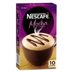 MOCHA COFFEE MIXES 10PK