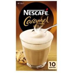 CARAMEL COFFEE MIXES 10PK