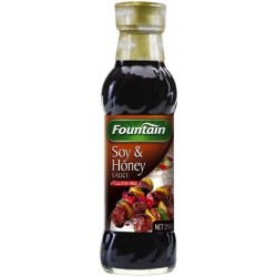 SOY and HONEY SAUCE 250ML